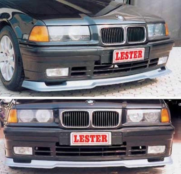 Bmw Z4 Dtm: BMW E36 DTM Front Lip